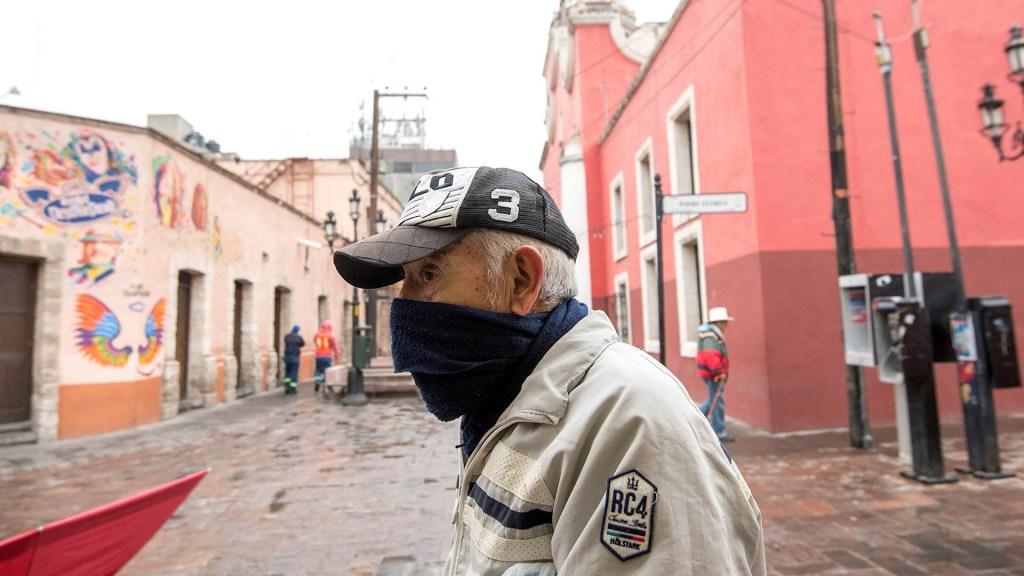 Frente frío 32 provocará bajas temperaturas y lluvias con chubascos - Frente frío México clima Coahuila 2