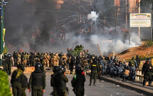 Bolivia defiende a militares ante la CIDH en denuncia de 'masacre' - Fuerzas Armadas de Bolivia