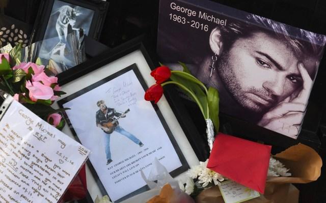 Lanzan primer tema inédito de George Michael - George Michael