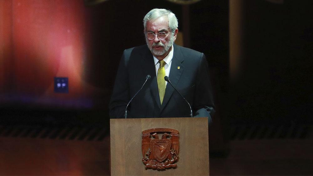 Enrique Graue se reelige como rector de la UNAM