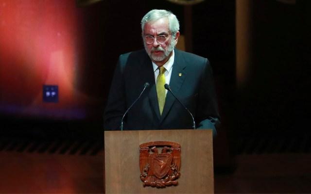 #Perfil ¿Quién es Enrique Graue, reelegido rector de la UNAM? - Enrique Graue