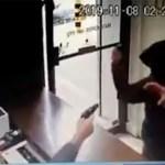 #Video Abaten a delincuente durante asalto a negocio en Monterrey