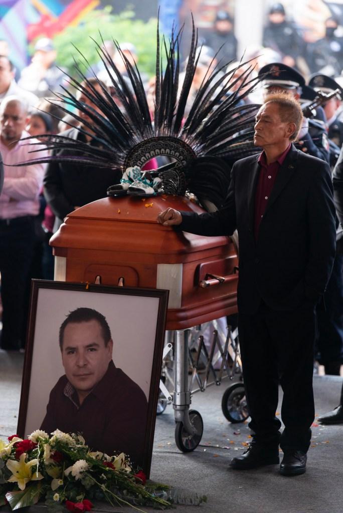 Dan tres años de internamiento a segundo menor implicado en asesinato del alcalde de Valle de Chalco - Foto de Notimex-Gerardo Contreras.