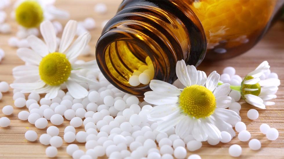 RAE quita definición a homeopatía de 'sistema curativo' - Medicamento de homeopatía. Foto de nationalhomeolab.com