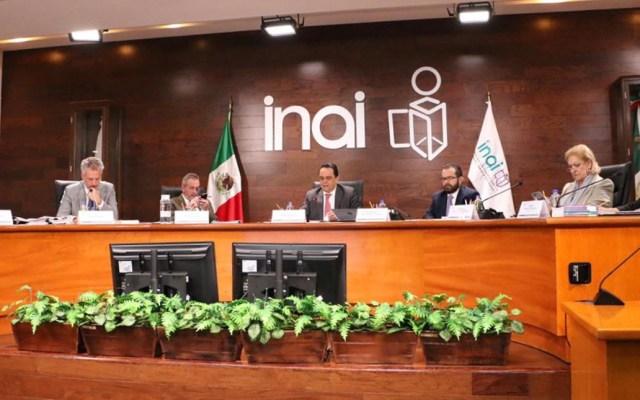 INAI instruye a Migración informar el número de personas que entraron a México entre 2007 y 2019 - INAI