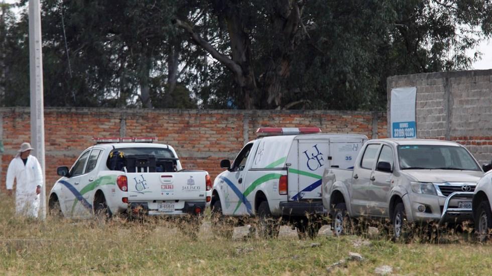 Suman 30 cadáveres hallados en fosa de Tlajomulco, Jalisco - Instituto Jalisciense de Ciencias Forenses IJCF Fosa Jalisco Tlajomulco