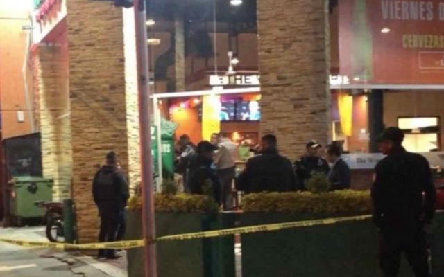 Dos heridos por intento de asalto a restaurante en Coyoacán - Foto de Excélsior