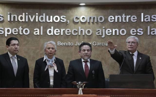 Jaime Bonilla rindió protesta como gobernador de Baja California