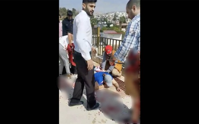 #Video Imágenes tras el ataque contra mexicanos en Jordania - Jordania mexicanos ataque