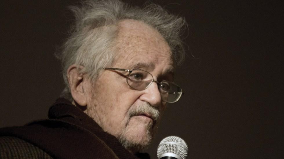 Murió el escritor José de la Colina a los 85 años - Foto de @cultura_mx