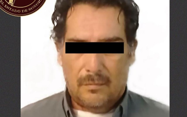 Dan 45 años de cárcel a feminicida de la historiadora Raquel Padilla - Juan Armando N., homicida de la historiadora Raquel Padilla. Foto de FGJE Sonora
