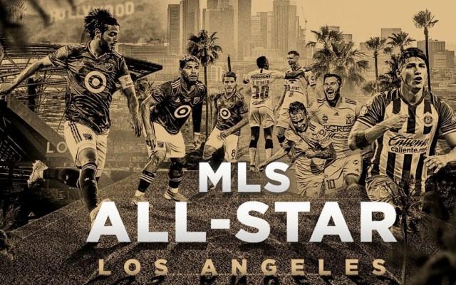 MLS anuncia Juego de Estrellas contra combinado dela Liga MX - juego de estrellas mls liga