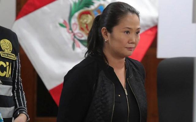 Tribunal Constitucional de Perú vota a favor de liberación de Keiko Fujimori - Keiko Fujimori