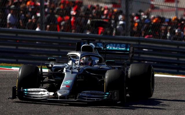 Hamilton se proclama campeón del mundo por sexta vez - Lewis Hamilton. Foto de EFE/EPA/LARRY W. SMITH.