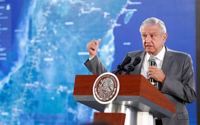 Indígenas piden más recursos y apoyos al presidente López Obrador - López Obrador presidente Tren Maya