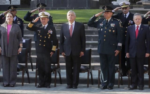 Titular de Sedena es un hombre incorruptible: López Obrador - Foto de Gobierno de México