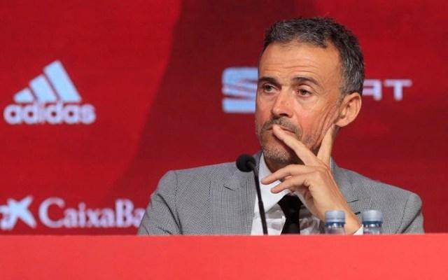 Robert Moreno fue desleal: Luis Enrique en su regreso como técnico de España - Luis Enrique Martínez