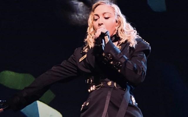 """Por """"dolor abrumador"""", Madonna cancela conciertos - Foto de @Madonna"""
