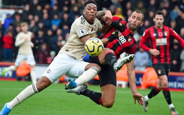 Manchester United pierde en su visita al Bournemouth - Bournemouth vs Manchester United. Foto de EFE