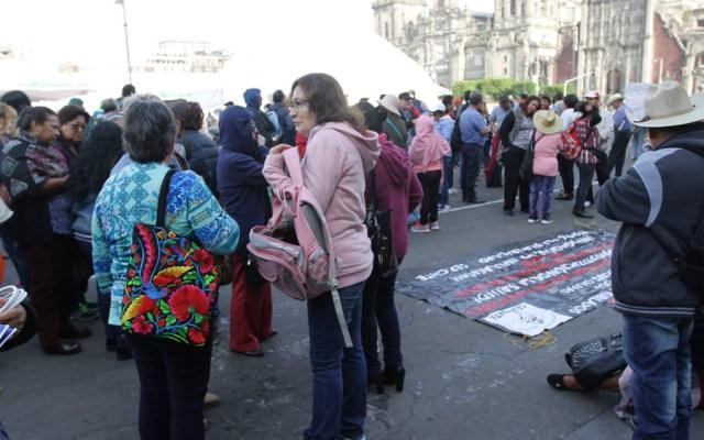 Al menos cinco manifestaciones este jueves en la Ciudad de México - manifestaciones