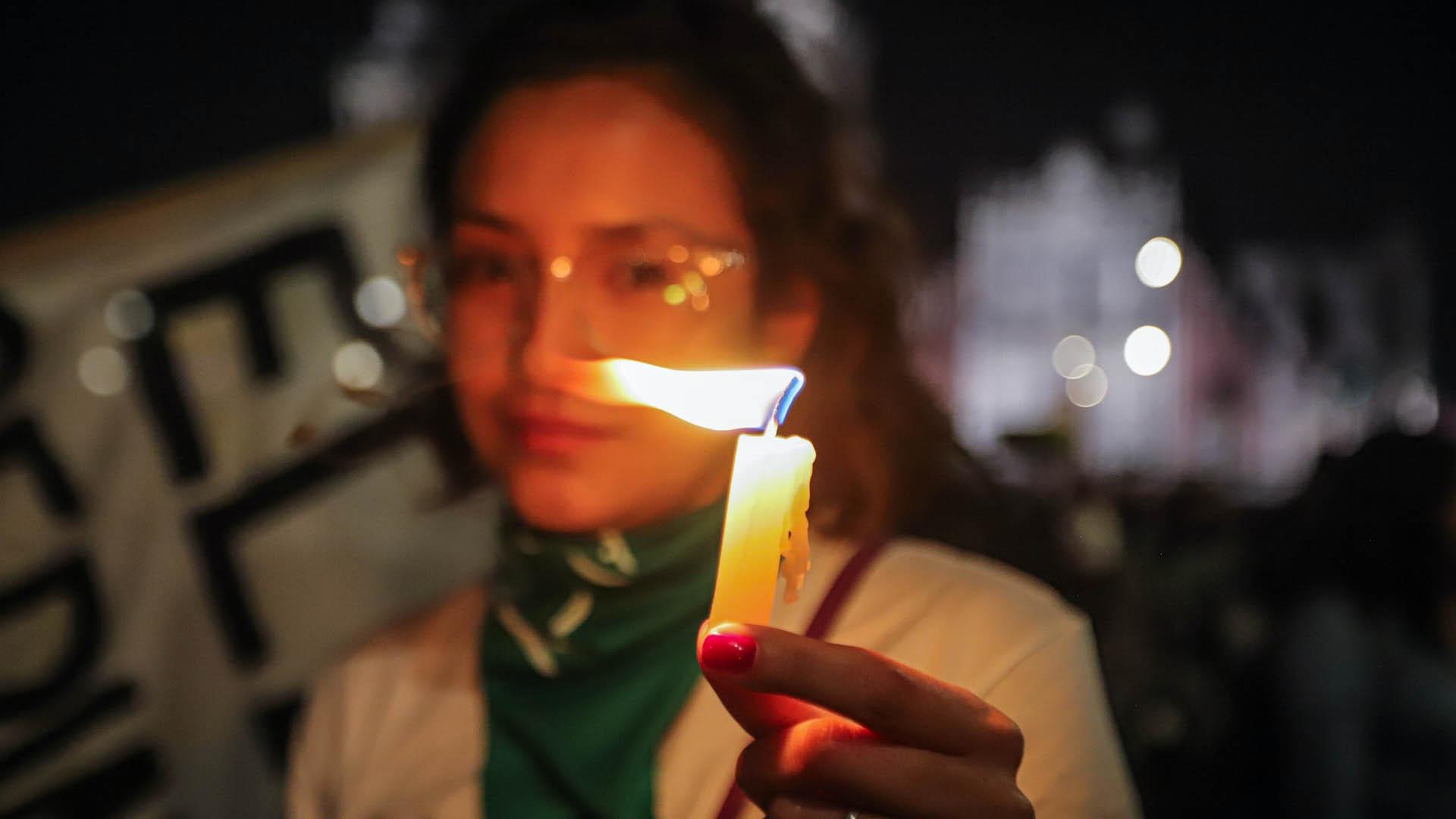 Marcha feminista Ciudad de México 7