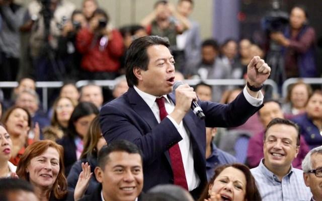 Presupuesto 2020 sostiene una política social muy ambiciosa: Mario Delgado - Mario Delgado