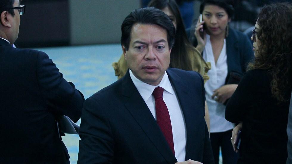 """""""Vamos a acabar con las simulaciones"""" en el ejercicio del presupuesto, sostiene Mario Delgado - Mario Delgado Morena Diputados"""
