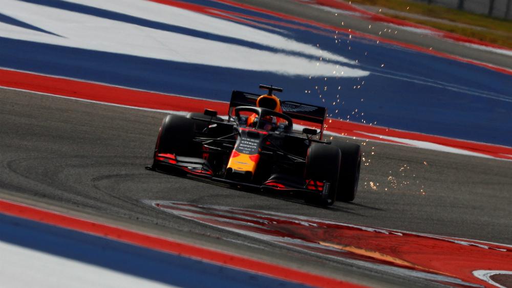 Verstappen vuela y gana tercera práctica del GP de Estados Unidos - Foto de EFE