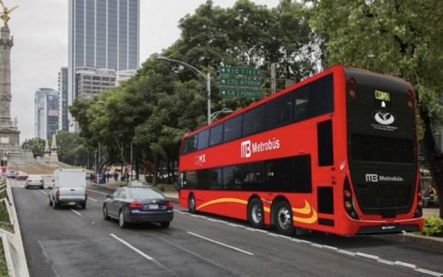 Restablecen servicio en Línea 7 delMetrobús tras caída de cable - Metrobús