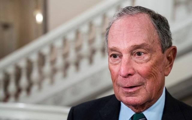 Michael Bloomberg anuncia su candidatura a la Presidencia de EE.UU. - Michael Bloomberg. Foto de EFE/EPA/Martin Sylvest DENMARK OUT.