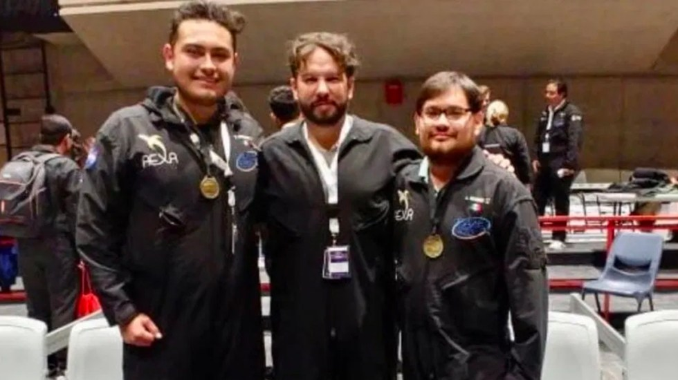 Estudiantes de Hidalgo ganan proyecto de la NASA durante internamiento - Estudiantes de Hidalgo