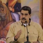 """""""Vamos al combate"""": responde Nicolás Maduro a Donald Trump"""