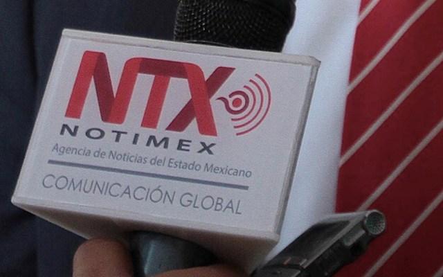 Suman más de 160 despidos y 60 demandas laborales en Notimex - Foto de Notimex