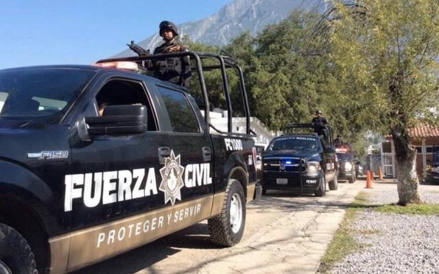 Fiscalía de Nuevo León investiga a tres policías por privación ilegal de la libertad - Nuevo León policías Fuerza Civil