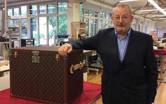 Murió Patrick-Louis Vuitton, quinta generación del legado familiar - Patrick-Louis Vuitton. Foto de journalduluxe