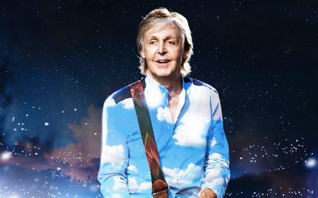 Confirman a Paul McCartney en Glastonbury - Paul McCartney encabezará el Festival de Glastonbury