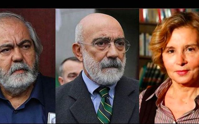 Dictan sentencia contra periodistas turcos tras tres años de prisión preventiva - Sentencia contra periodistas turcos
