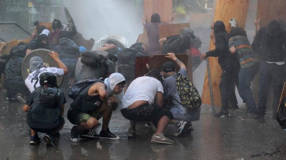 Cruz Roja de Chile denuncia escasez de insumos tras protestas - protestas chile