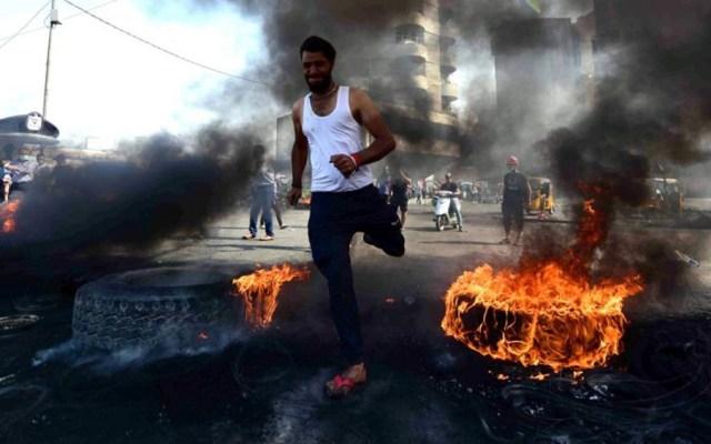 Suman 269 muertos y 8 mil heridos por protestas en Irak - protestas irak