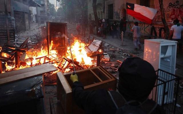 UE detecta en Chile niveles de represión similares a los de Pinochet - UE detecta en Chile niveles de represión