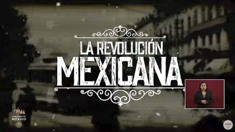 Neoliberales quisieron borrar nuestra historia: AMLO durante anuncio de desfile por Revolución - revolución mexicana
