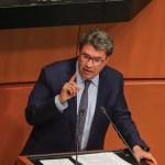 Mandar al diablo instituciones no es correcto: Monreal a gobernadores panistas