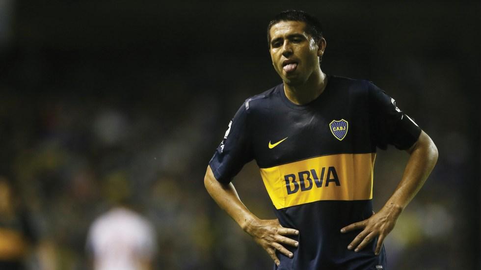 Riquelme anuncia candidatura a la vicepresidencia de Boca Juniors - Foto de EFE