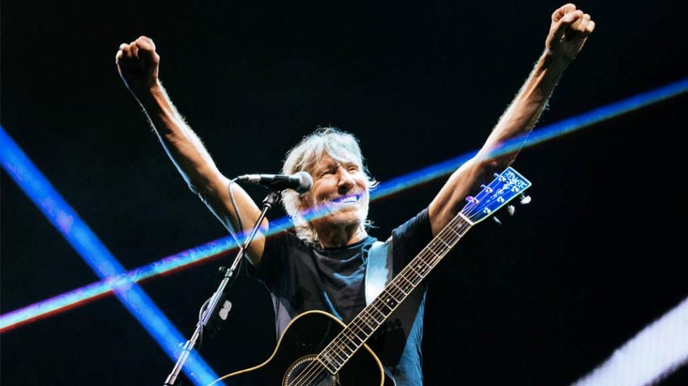 """""""Espero que tu exilio sea corto, tu gente te necesita"""": Roger Waters a Evo Morales - Roger Waters cantante músico"""