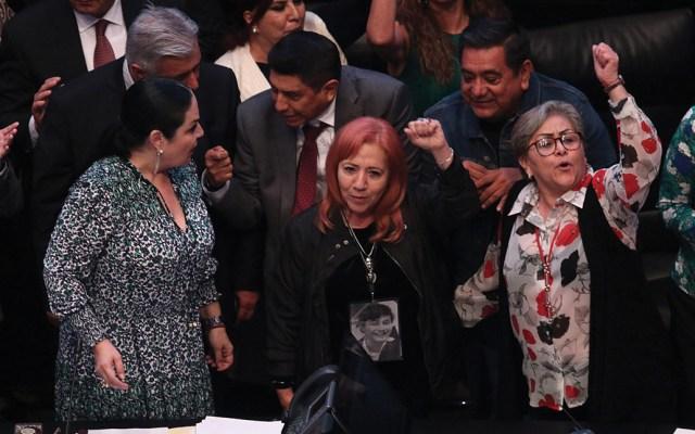 Designación de Rosario Piedra es un acto irregular: Barra Mexicana de Abogados - Foto de EFE
