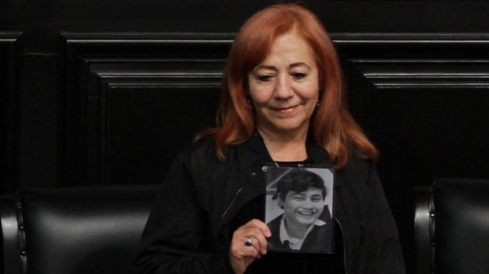 Sánchez Cordero pide no hacer juicios premeditados de Piedra Ibarra - Rosario Piedra Ibarra
