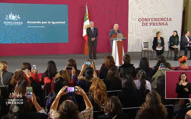 La igualdad es imprescindible para lograr sociedades pacíficas, afirma Sánchez Cordero - sanchez cordero igualdad