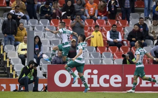 Santos remonta y vence 2-1 a un América falto de gol - Foto de Mexsport