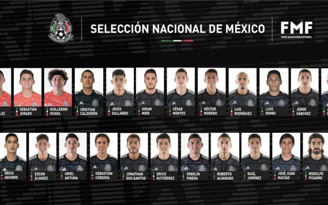 Los convocados de México para enfrentar a Panamá y Bermudas - Selección Mexicana México partido Panamá