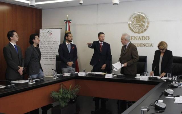 Comisión del Senado ratifica a representante de México ante la OMC - Foto de @CanalCongreso